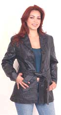 Style A3 Ladies Leather Jacket