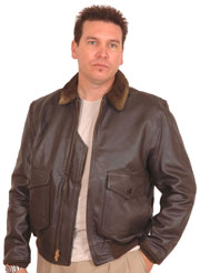 A2 Airforce Aviation Bomber Jacket