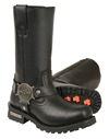 Mens Milwaukee Leather Boots