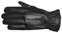 Elastic Leather Gloves