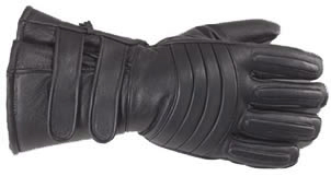 Classic Gauntlet 1 Leather Gloves for Riding