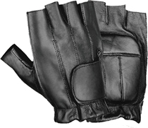 Gloves 2442 Fingerless deerskin gl