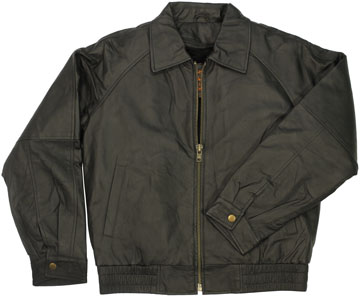The Kids K25580 Aviation Bomber Jacket with Army Military Patches front view