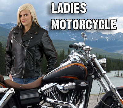 Click Here for Ladies Motorcycle Department