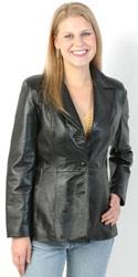74 LADIES LEATHER JACKET