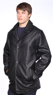 a101 mens black jacket with buttons