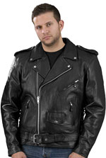 Click here for the C101G Classic Biker Jacket