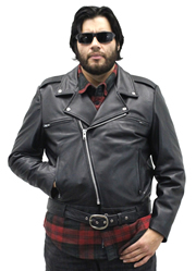 The Deadman Biker Jacket
