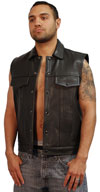 Click here for the Mens Anarchist Vest with Classic Collar