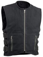 Click here for the V660CV Heavy Duty Canvas Sport Vest with Straps