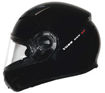 The Voss 555 Full Face Helmet with Modular Face Jaw and internal Sun Visor
